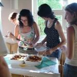 Gotowanie z przyjaciółmi