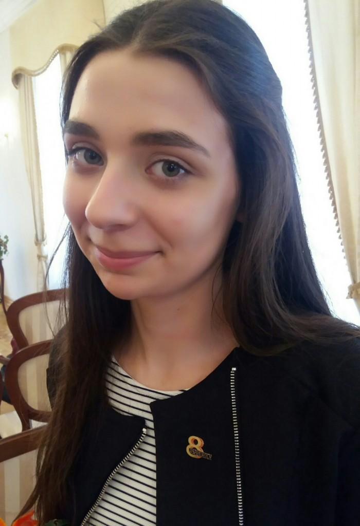 Weronika Naskręt 3a laureat