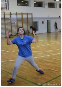badminton 4 listopad 2015