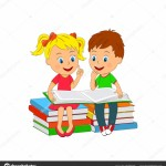 depositphotos_161989228-stock-illustration-boy-and-girl-are-reading