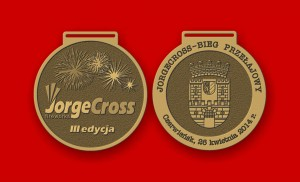 jorge cross medal