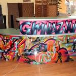 Grafitti 2012 r. – warsztaty z AKS Australia